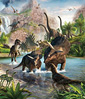 The coexistence of predators at the time of the dinosaurs