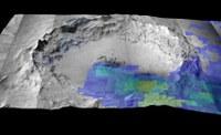 Le cratère source de certaines météorites, les shergottites, a enfin été identifié à la surface de Mars !