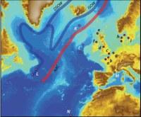 Tempêtes extrêmes en Europe : l'Atlantique Nord, un puissant régulateur millénaire